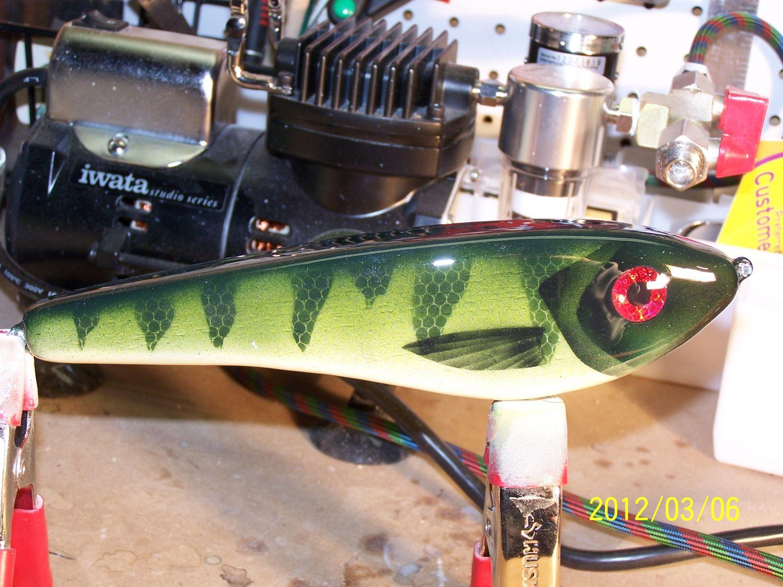 8 inch Perch