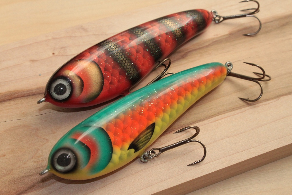 some new pike gliders