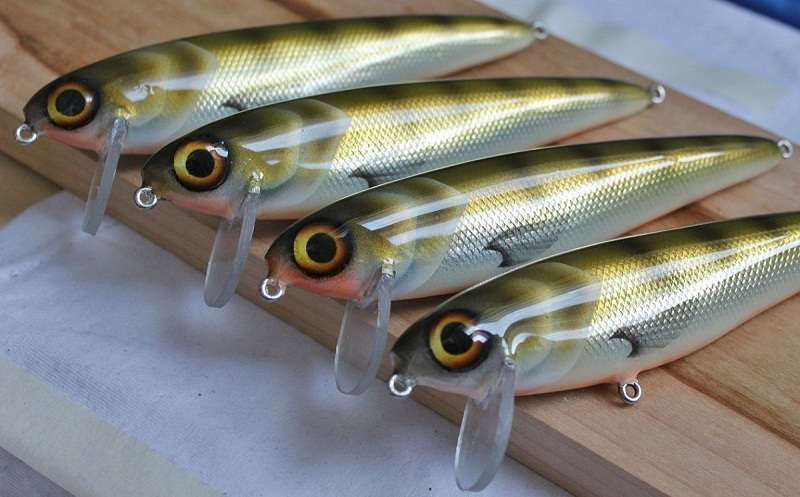 foiled perch cranks