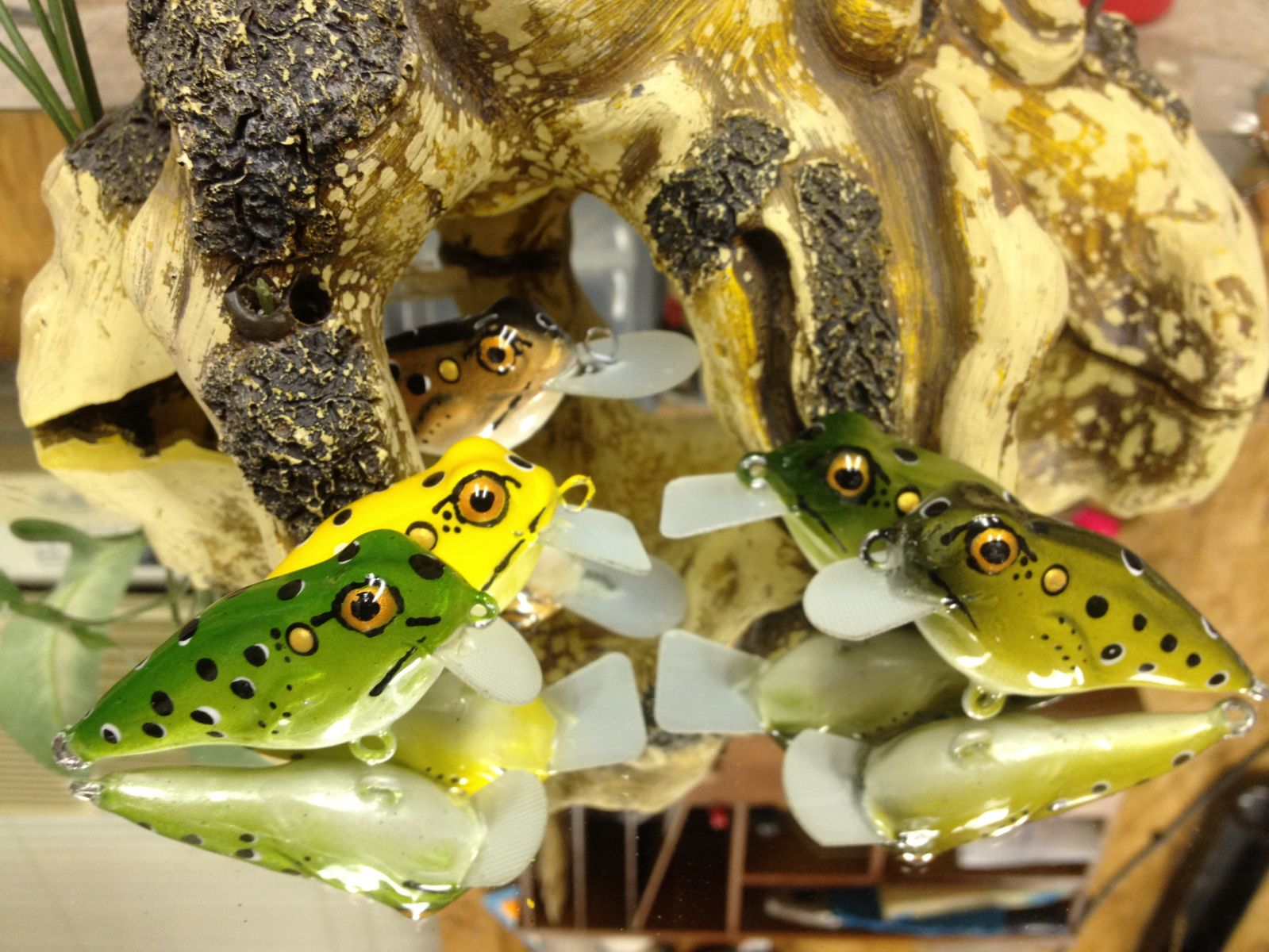 Rebel Frog-r Crankbaits