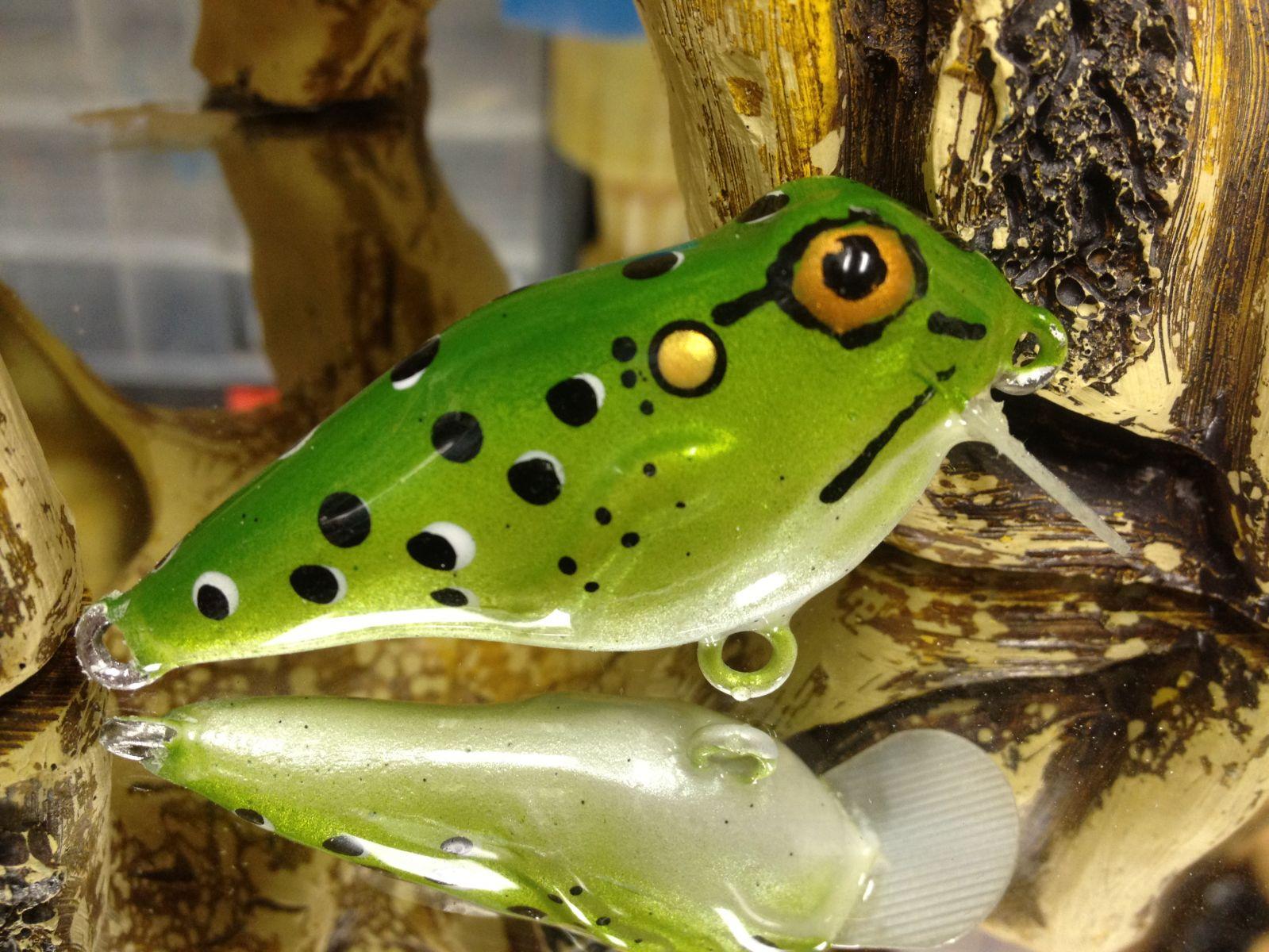 Rebel Frog-r Crankbait 5