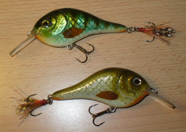 Two new Lures