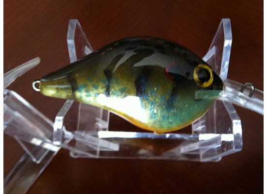 Twist On a Bluegill Pattern