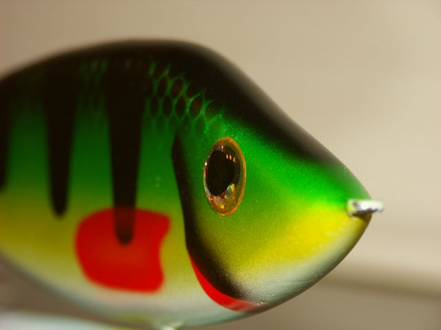 Perch airbrush