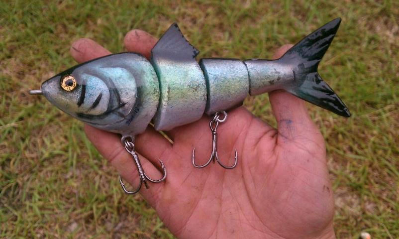 Custom Baitfish