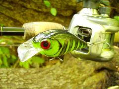 KVD 1.5 in Chartreuse Bluegill