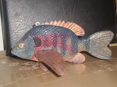 zombie gill spearing decoy