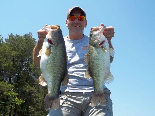 Fun day of fishing!!