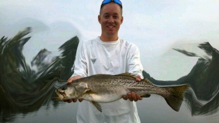NC Speckled Trout!