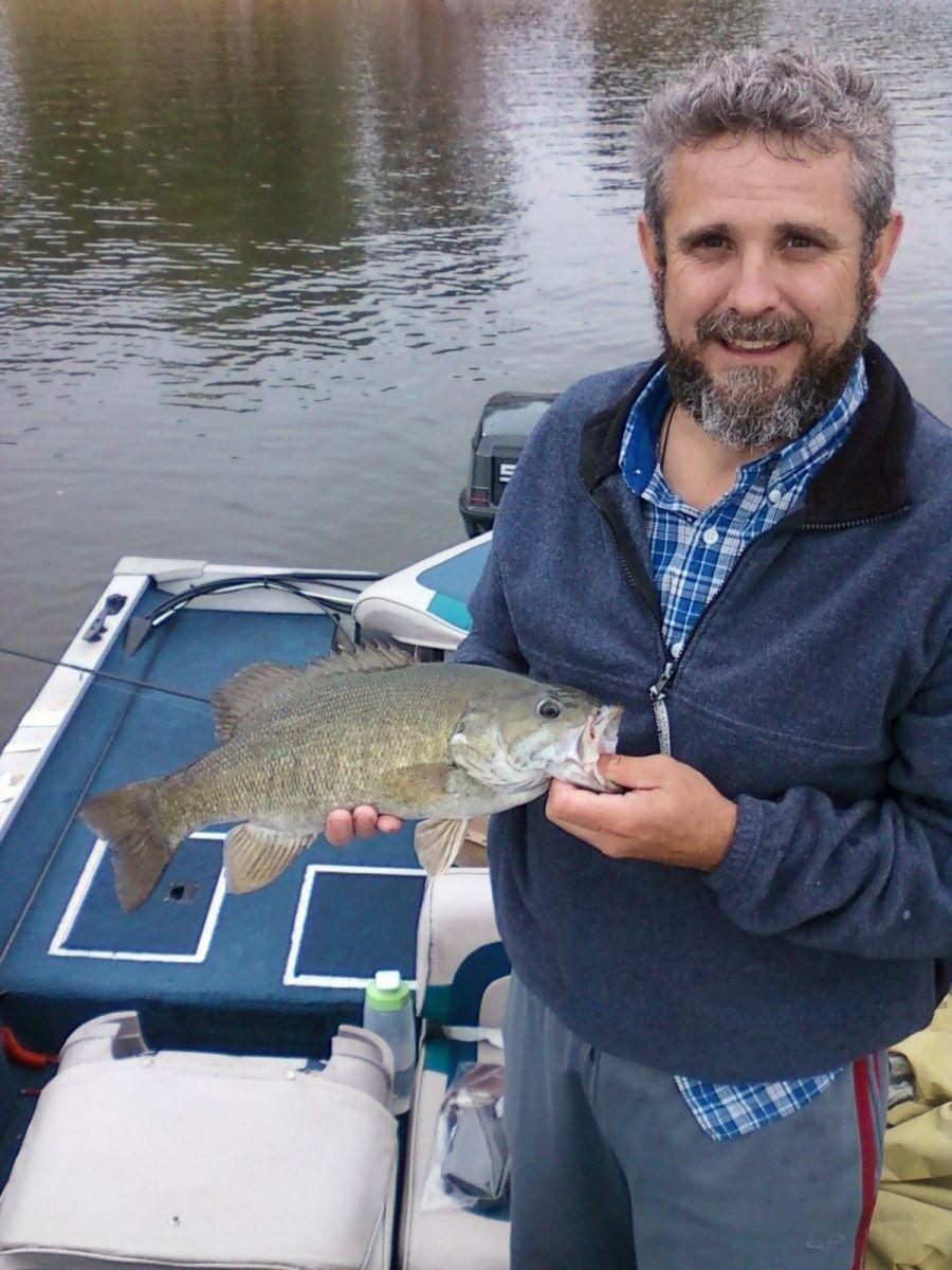 Cherokee Lake Smallie!