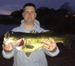 First one over 5lbs..6lbs 14oz
