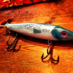 "8"" River Run ""Manta"" Jerkbait"
