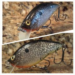 Flat Sided Crankbait
