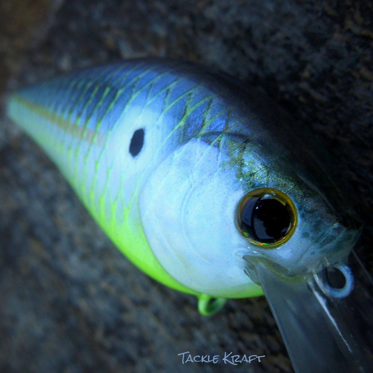 Tackle Kraft War Shad