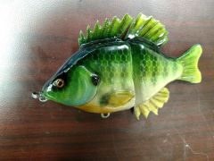 "4.5"" bluegill swimbait"
