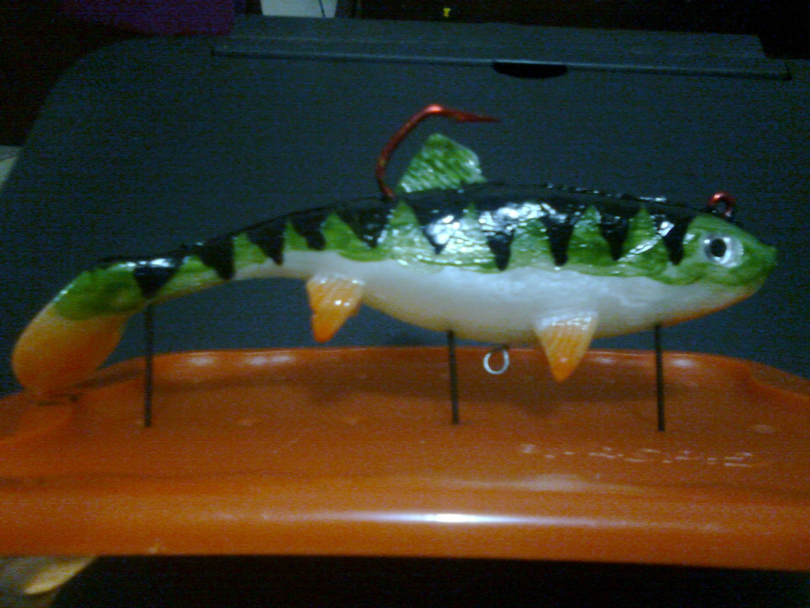 Replicando Replicante ... Perch pattern