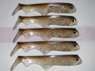 New 7 inch weedless bait