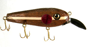 Walnut Crankbait