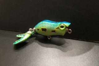 Frog handmade
