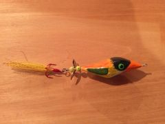 Large eye baby Bird lure