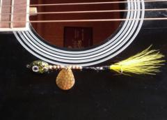 Acoustic spinner