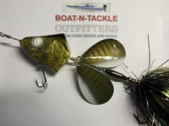 Boat-N-Tackle Outfitters/LureMeIn Custom Walleye #10 Bucktail
