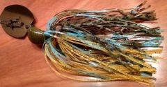 Pumpkinseed Bladed Jig