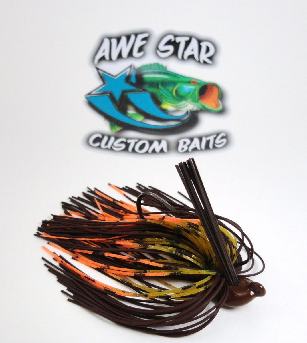 Brown Orange Craw