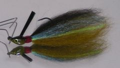 Hair Swim Jig