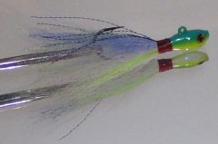 Sexy Shad Bucktail 001
