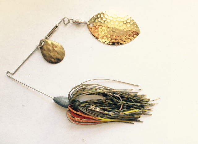 bluegill spinnerbait