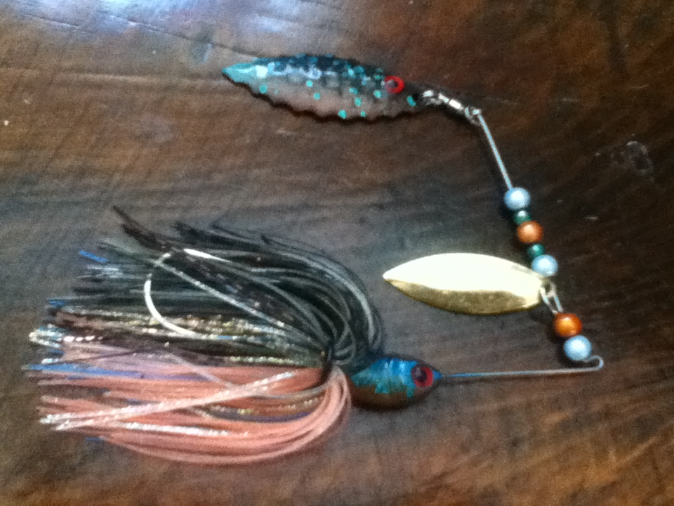 pumpkinseed spinner