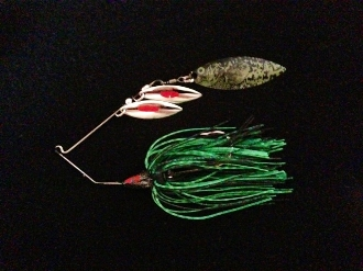 Mothman Spinnerbait
