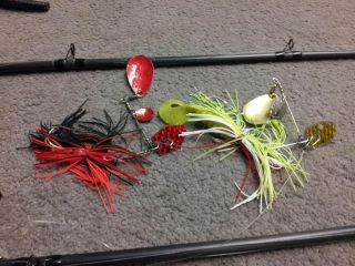 spinnerbait with chatter blade