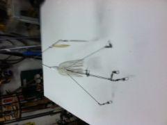 five wire spinnerbait