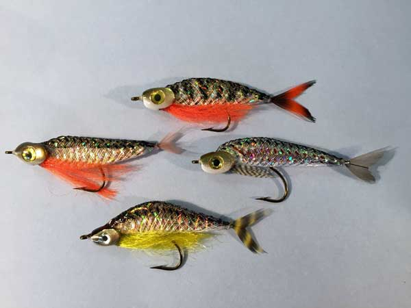 Mylar Minnows
