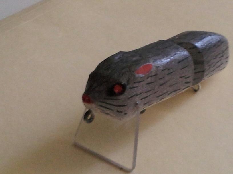 4 inch Rat 9