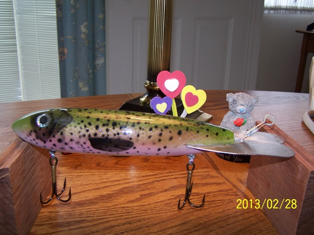 001 Rainbow trout