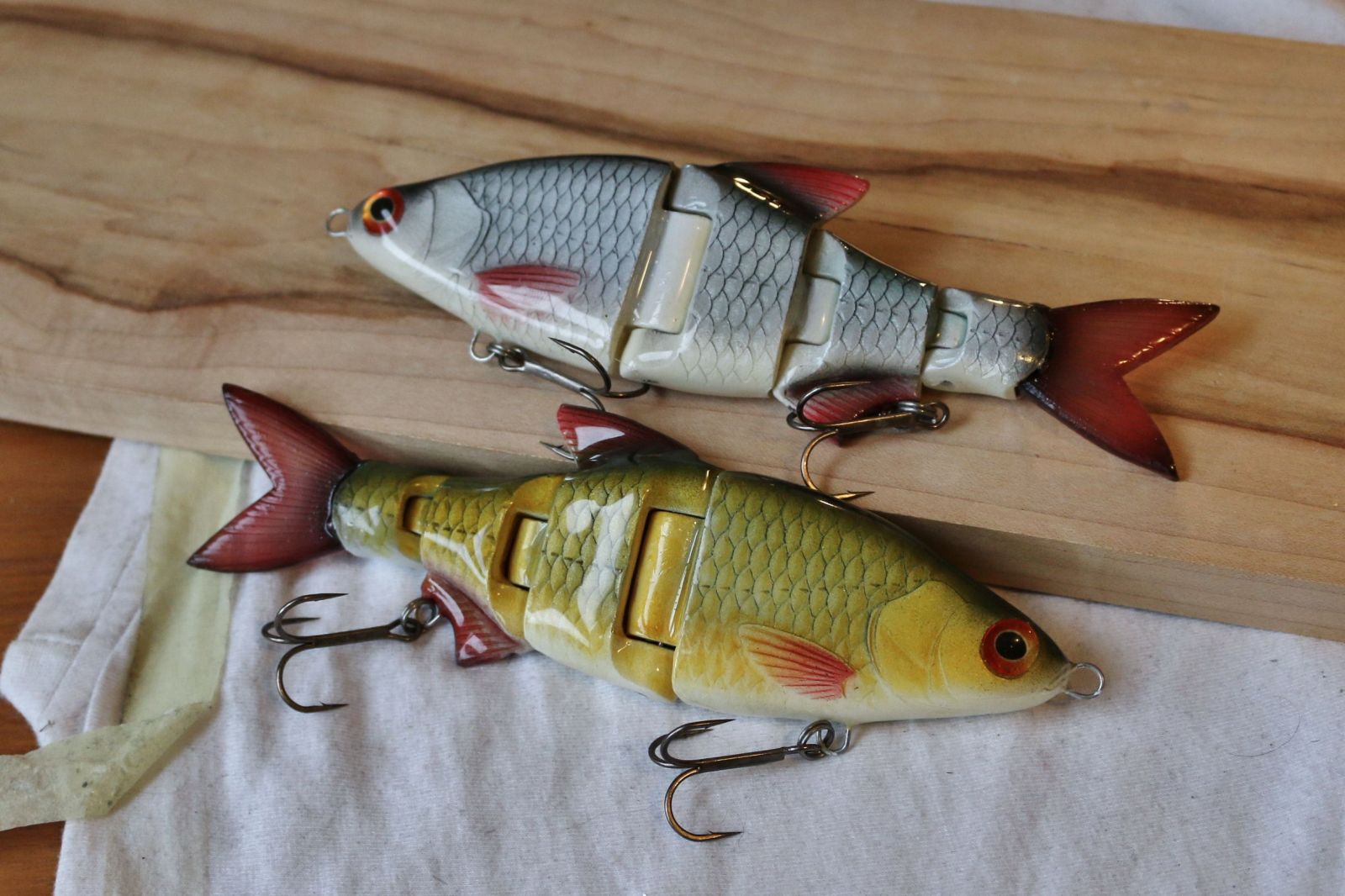 SF roach swimbait