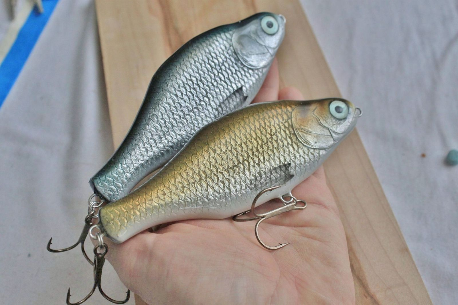 new Bream model
