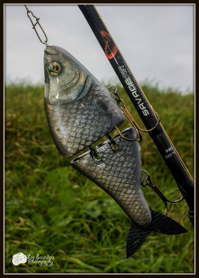 Robinson lures swimbait bream