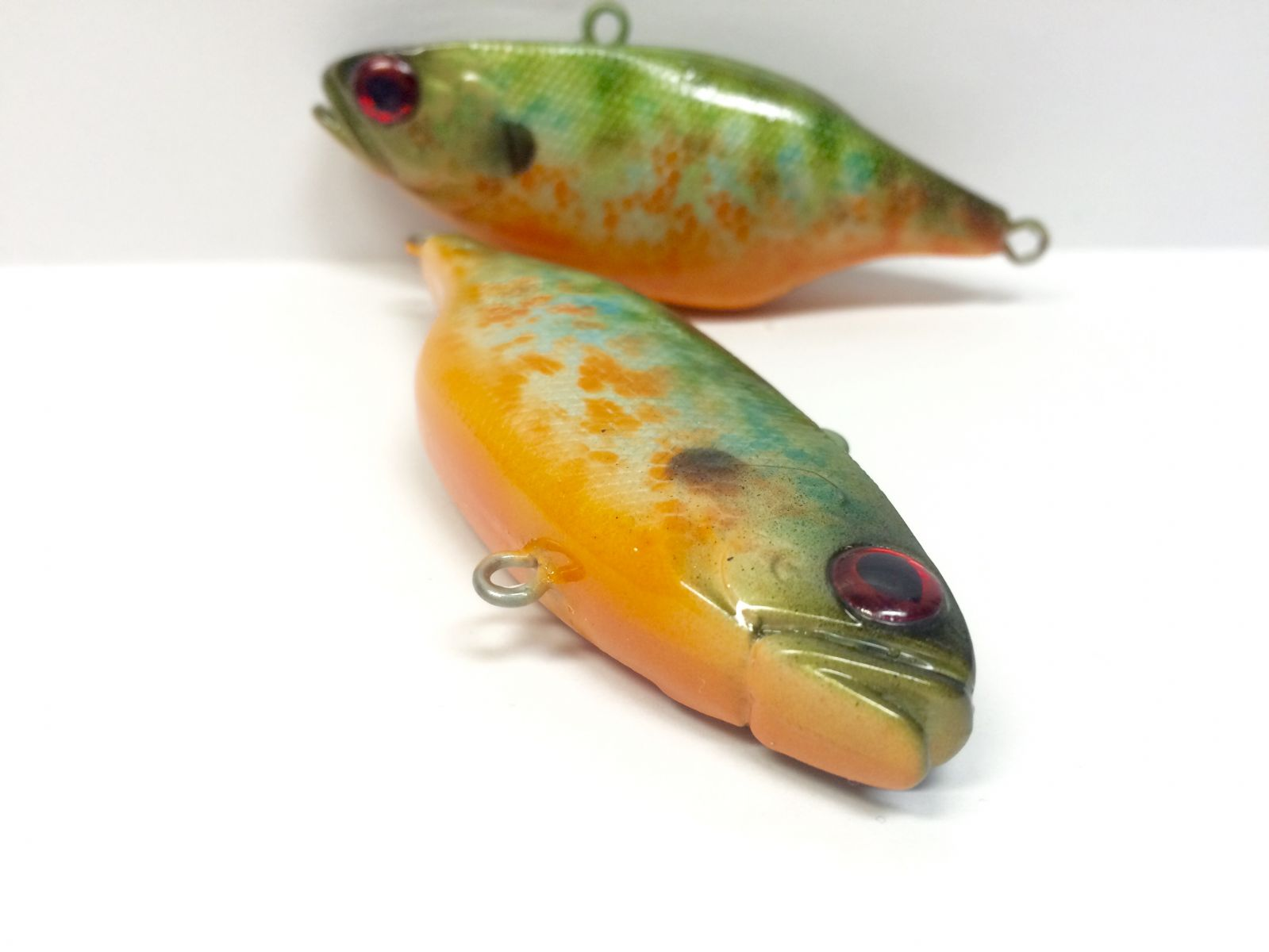 Pumpkinseed Lipless
