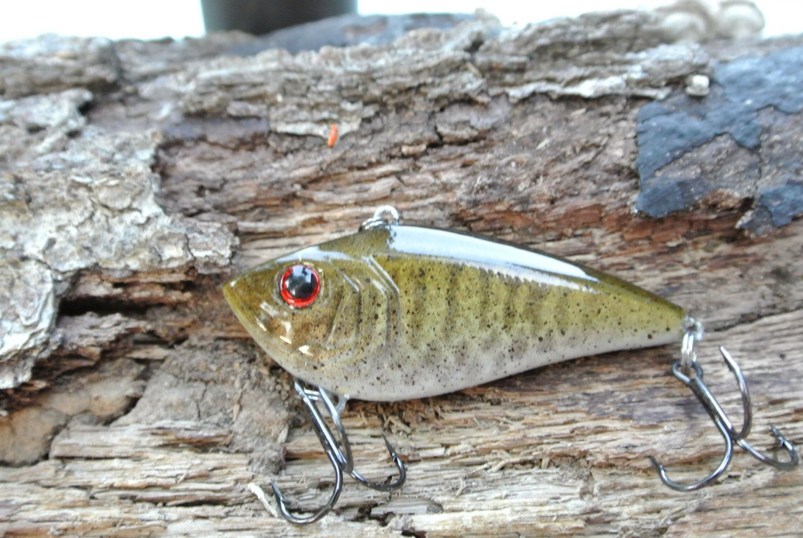 6th Sense Bait- Smallmouth Pattern