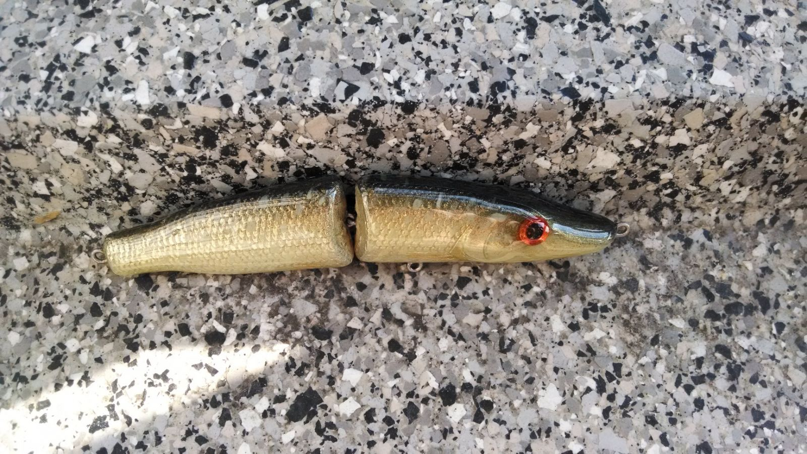 Handmade Pike Lure