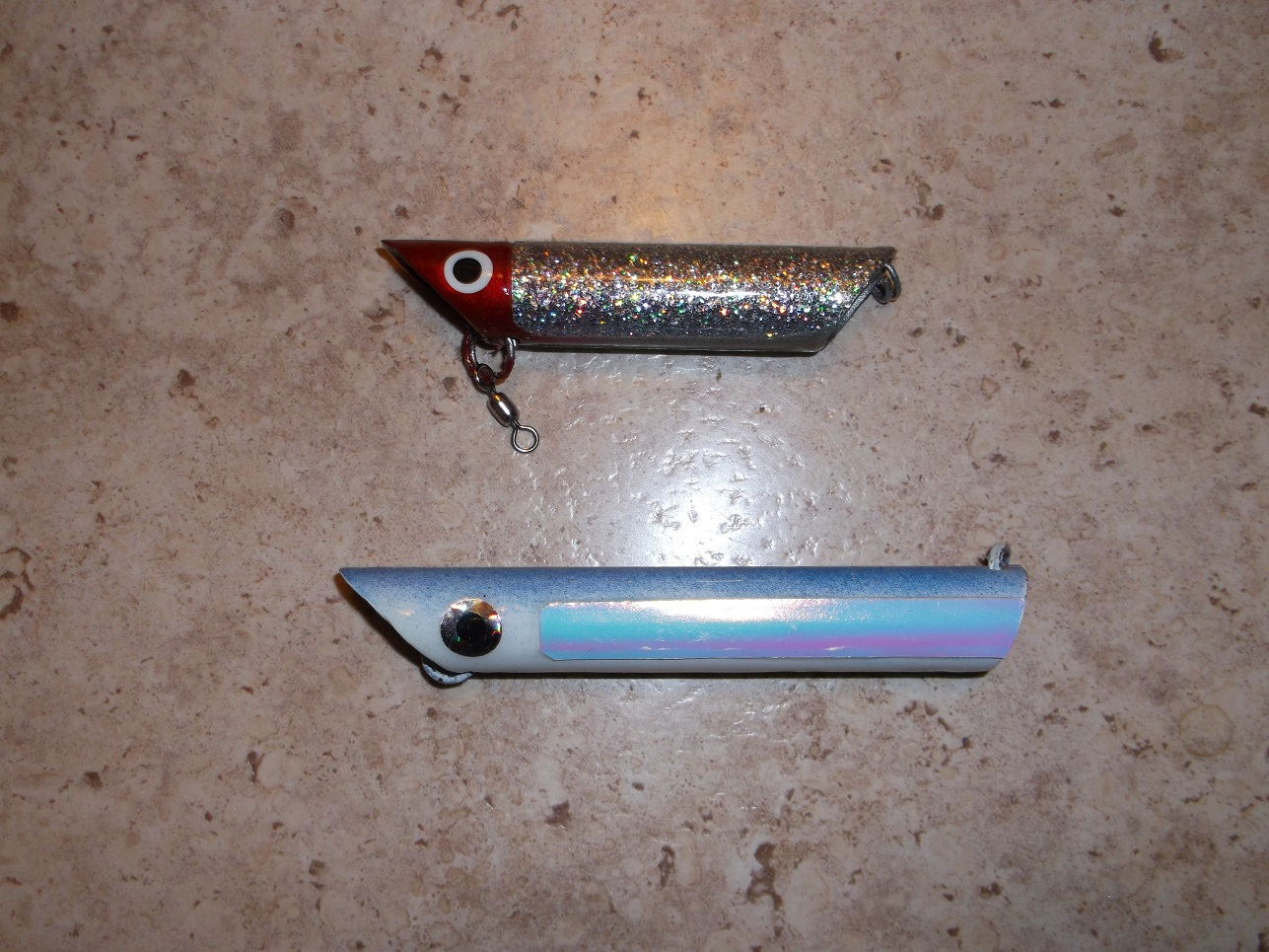 dieter style pipe lures