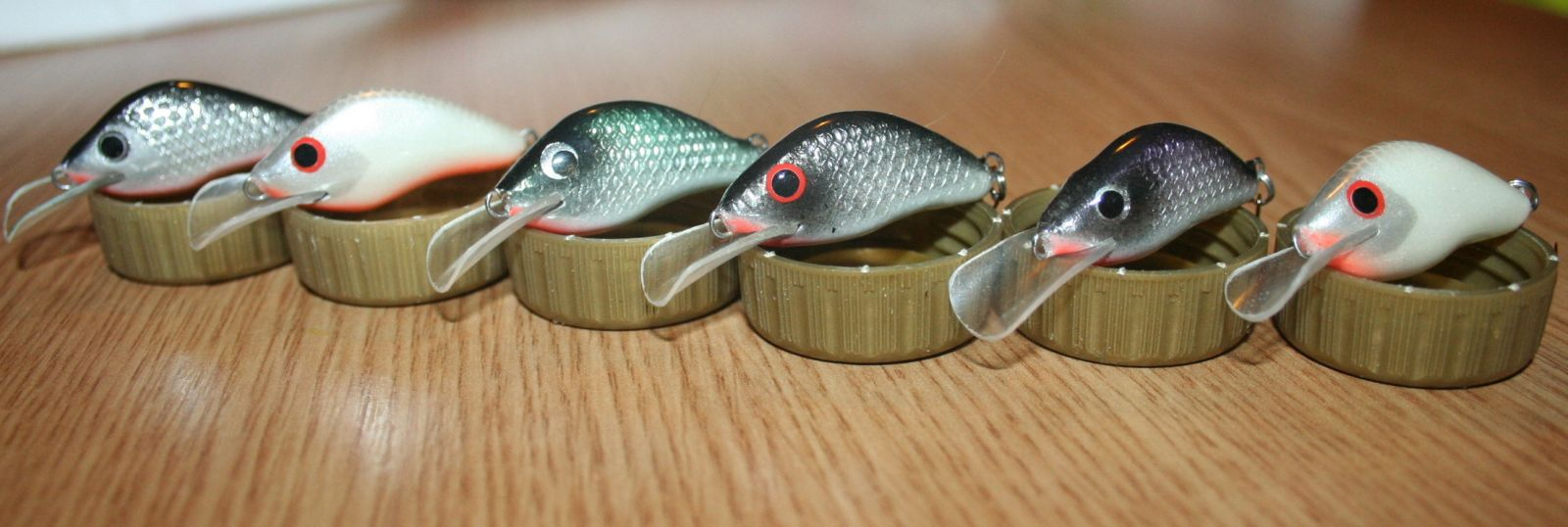 mini lures 3cm 3g sinking