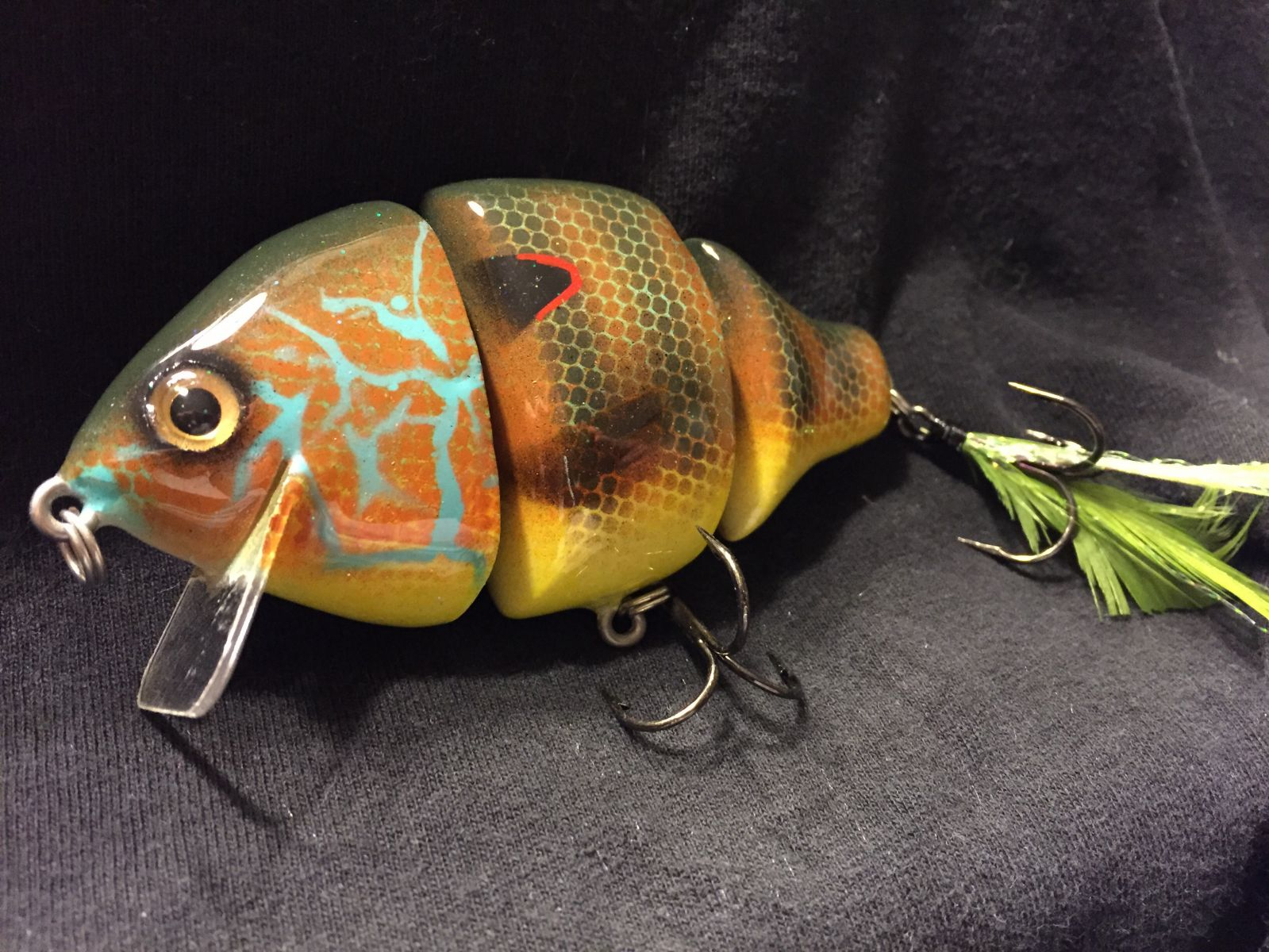 Stash Baits F247 swimbait