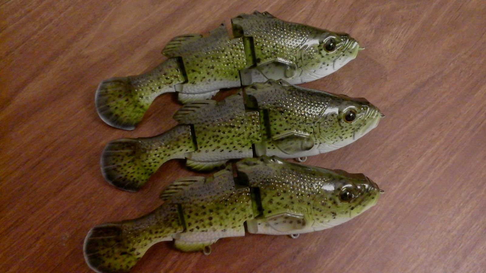 Murray cod baits
