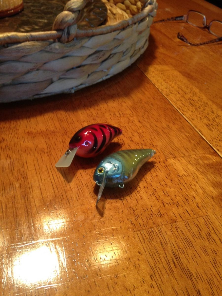charge gill 2.5 and delta craw arashi