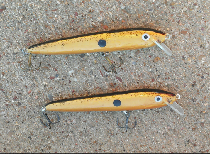 Rapala floater copies